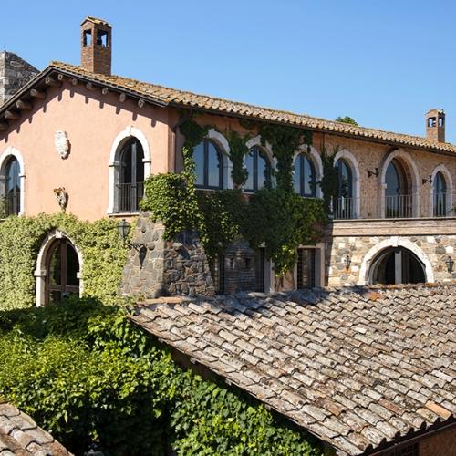 Esterni della Villa - Tenuta di Ripolo - Villa per Ricevimenti